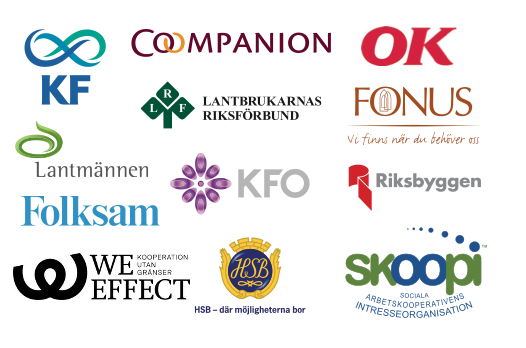 Kooperationen i Sverige